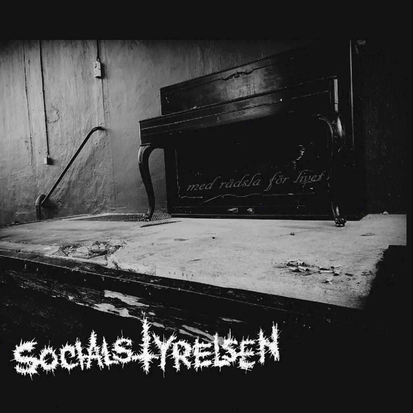 Socialstyrelsen – Med Rädsla För Livet LP (Various Labels)