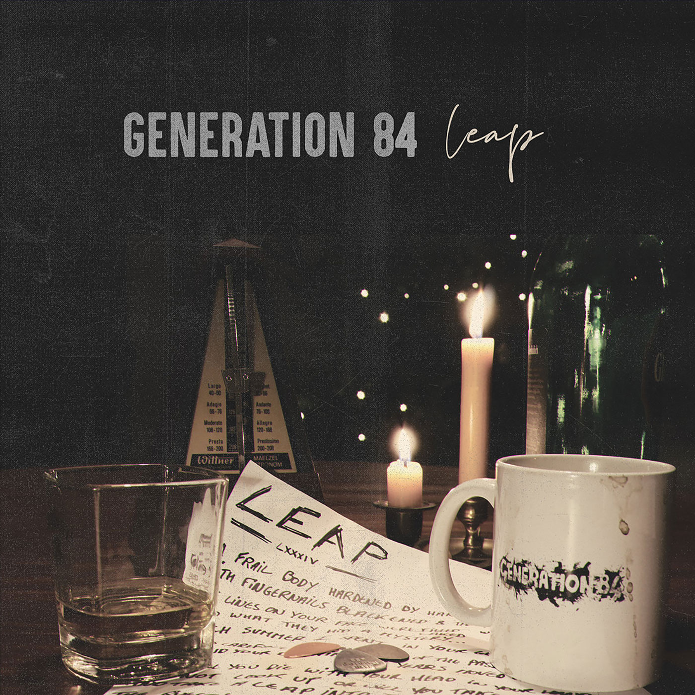 "Generation 84 – Leap 10"" (Lost Culture Records / Morning Wood Records)"