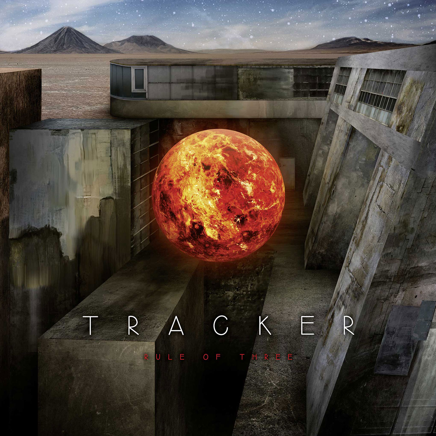 Tracker – Rule Of Three DLP (Noise Appeal Records)