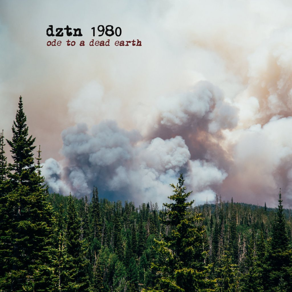 DZTB 1980 – Ode To A Dead Earth CS (1859 Records / Different Kitchen Records)