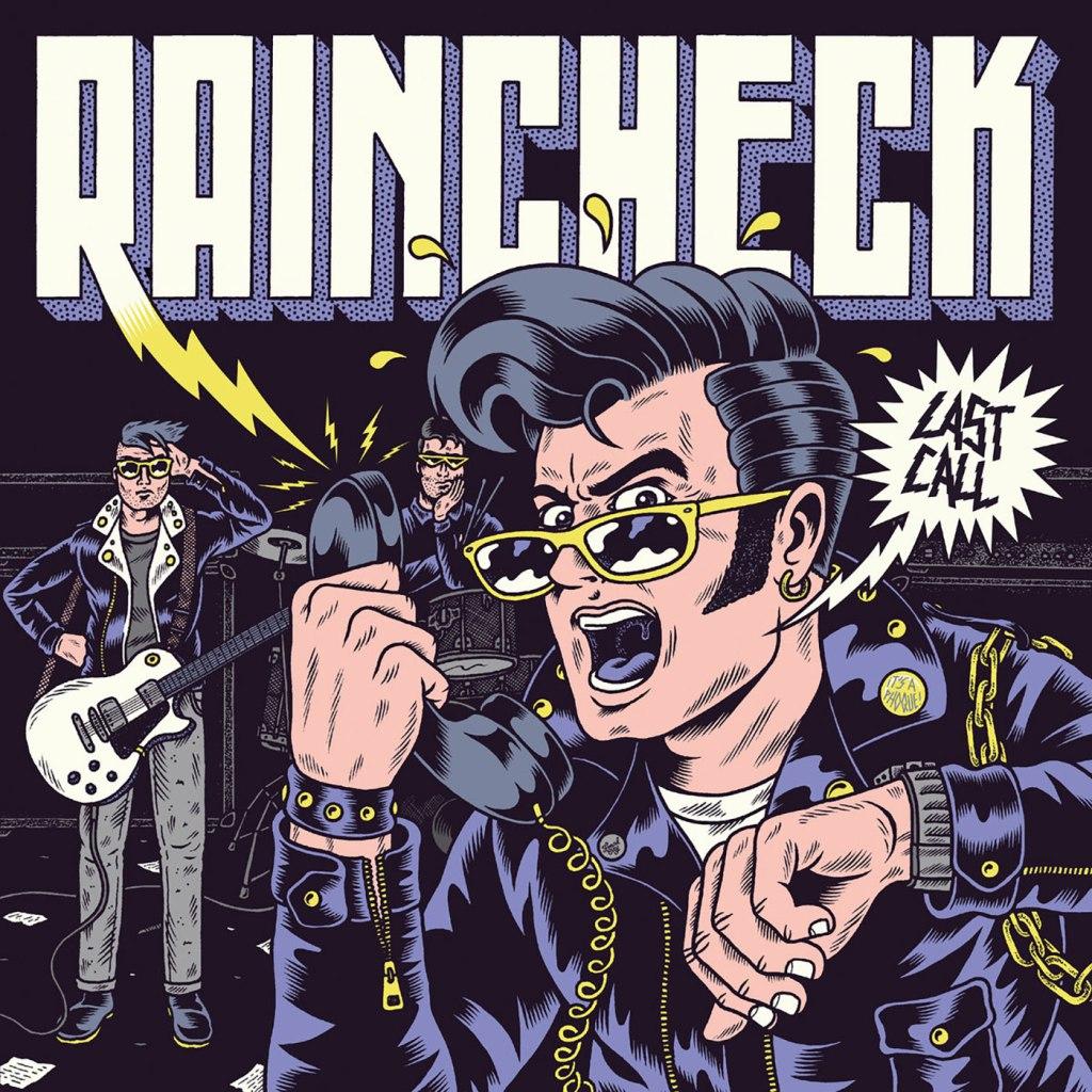 Raincheck – Last Call 12″ (Various Labels)