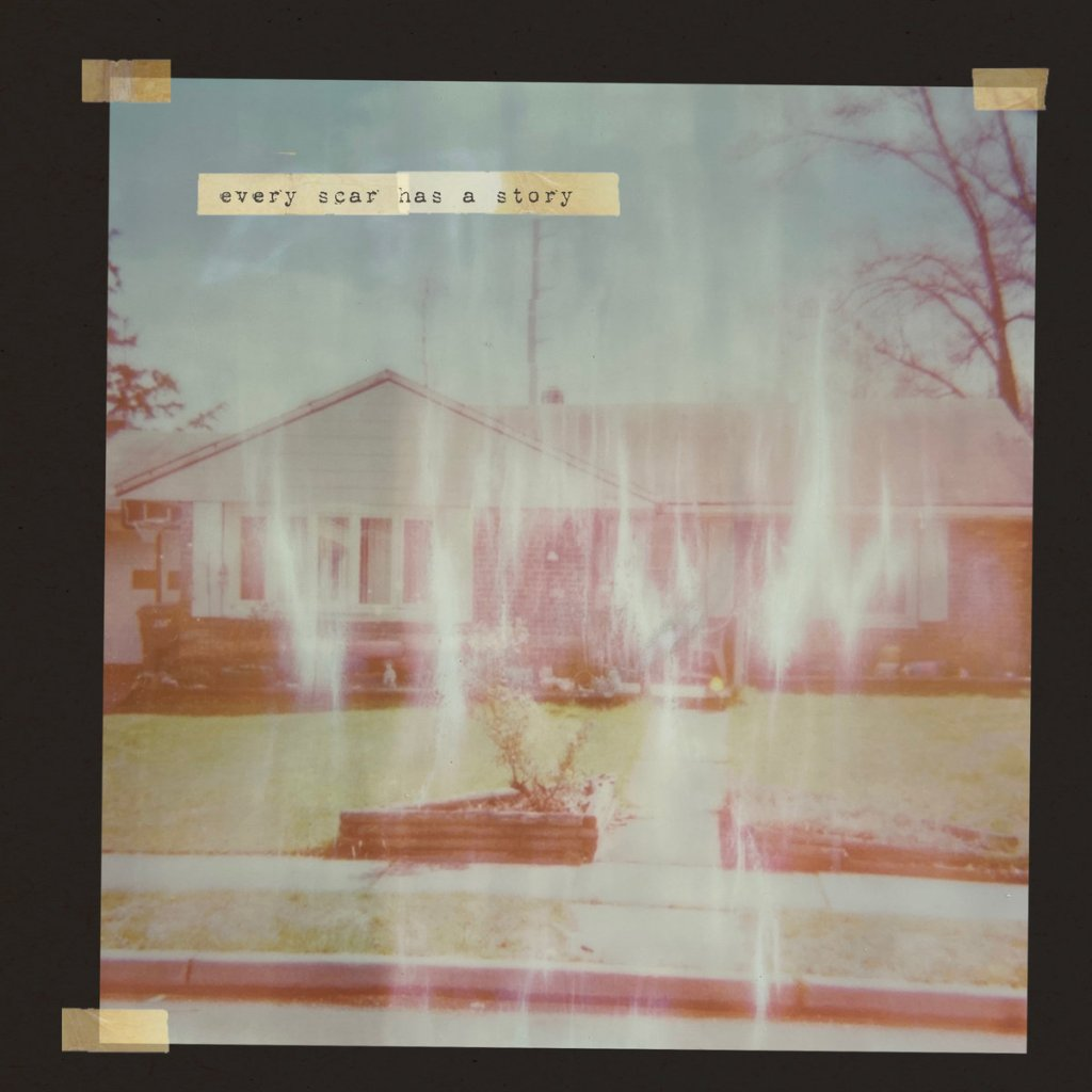 """Every Scar Has A Story - S/T 10"""" EP"""