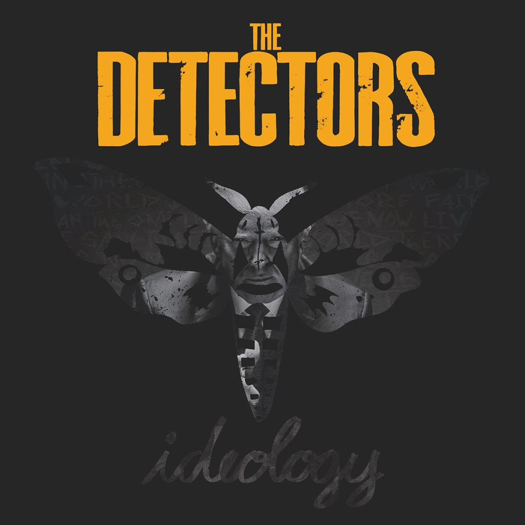 The Detectors – Ideology CD (SBÄM Records) – Thoughts Words Action