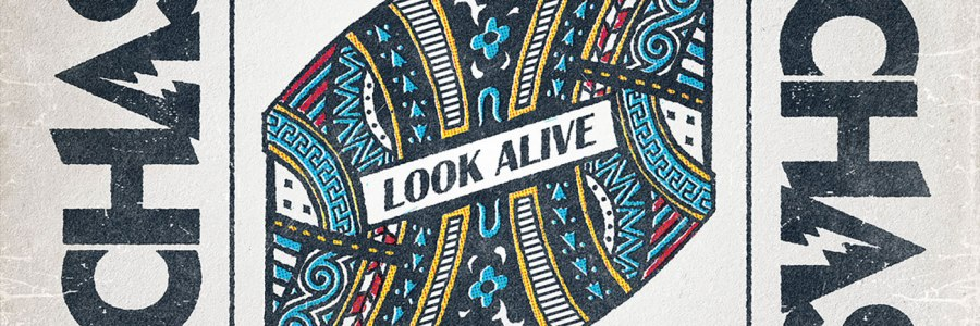 Chaser - Look Alive 7''