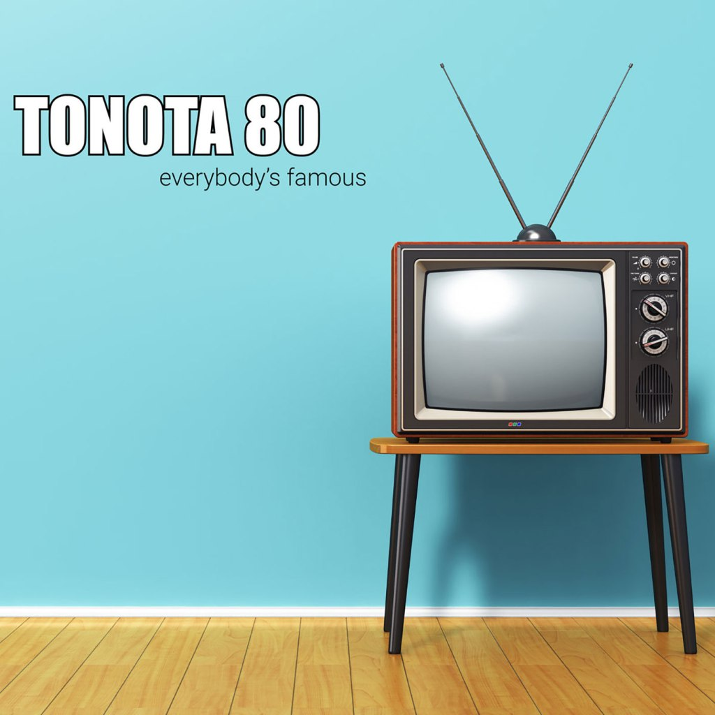 Tonota 80 - Everybody's Famous CD - Engineer Records