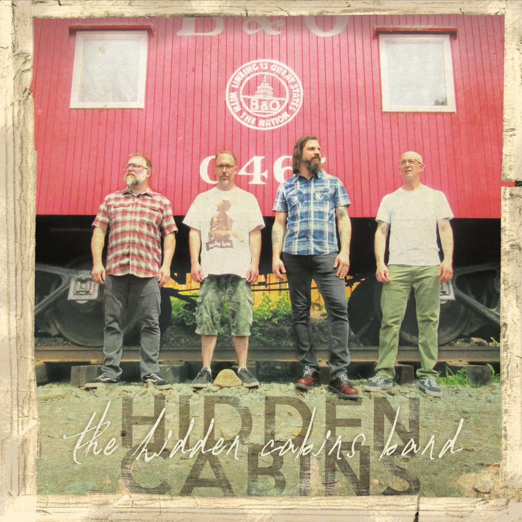 Hidden Cabins - The Hidden Cabins Band EP - Engineer Records