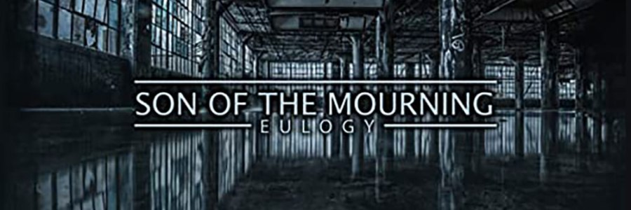 Son Of The Mourning - Eulogy CD EP - Engineer Records