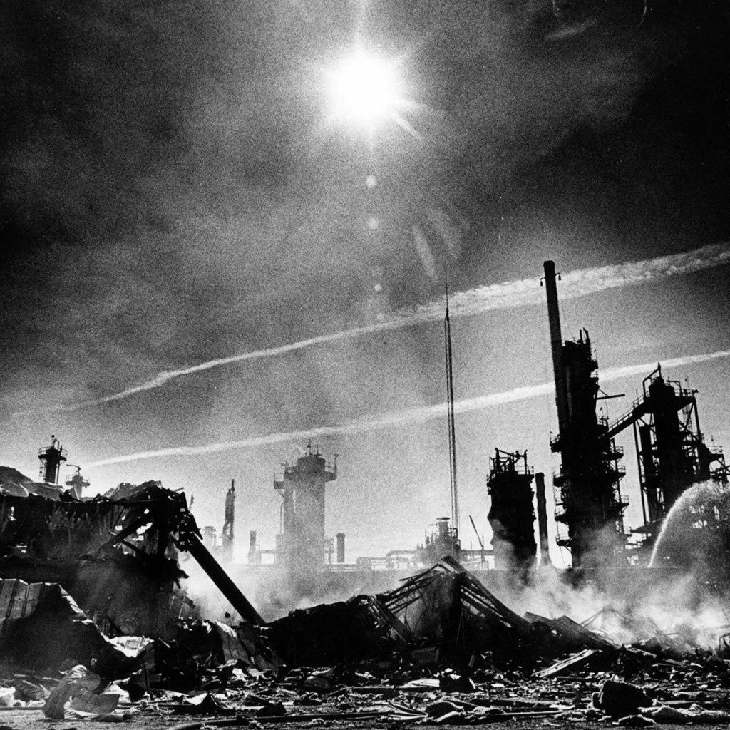 Dropdead - S/T LP - Armageddon