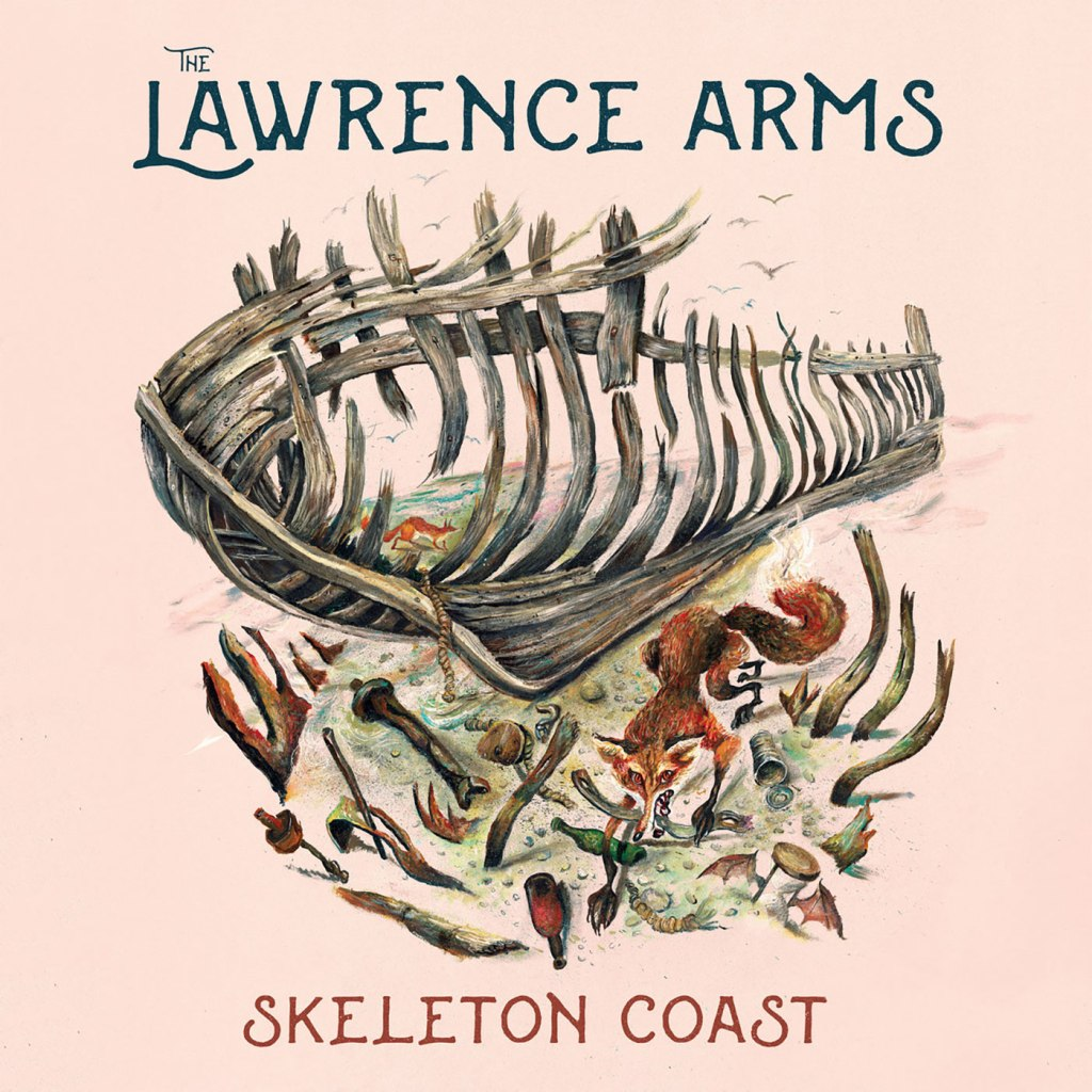 The Lawrence Arms - Skeleton Coast LP - Epitaph Records