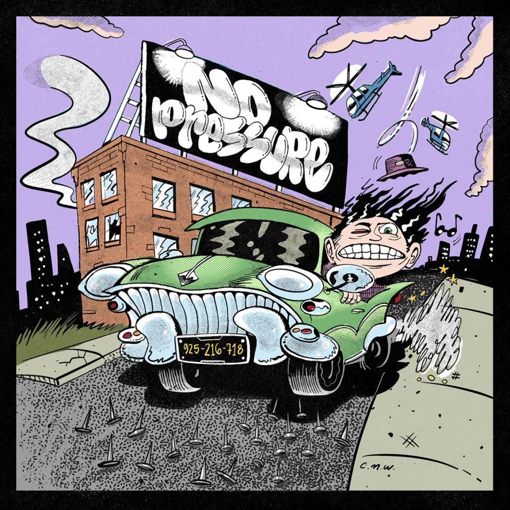 No Pressure - No Pressure EP