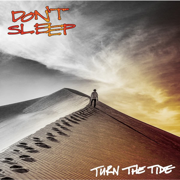 Don't Sleep - Turn The Tide LP - Mission Two Entertainment