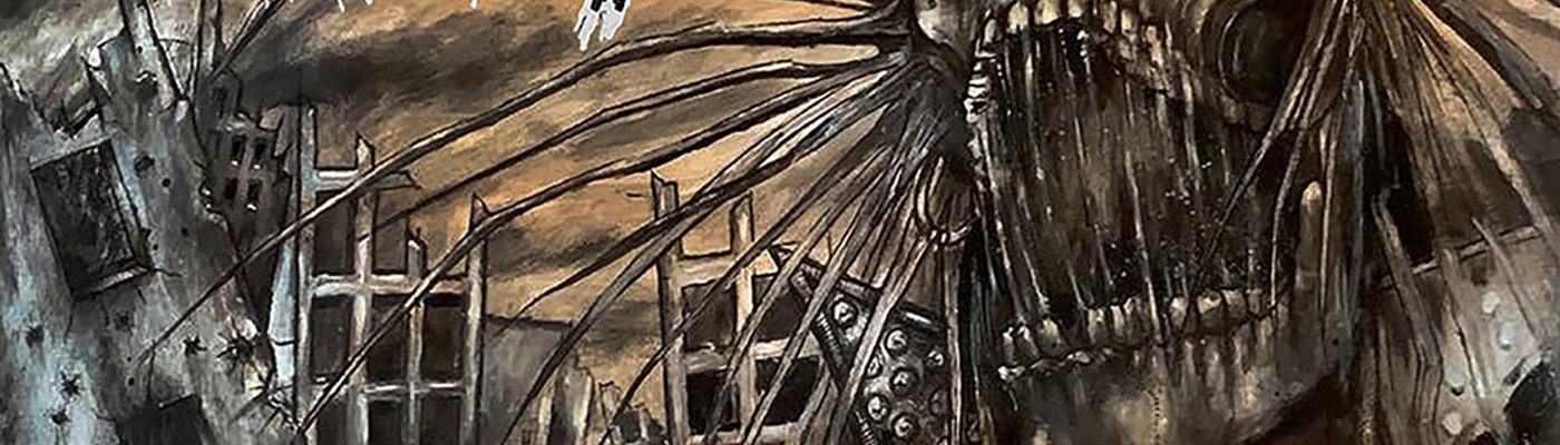 Vengeance By Proxy - S/T LP - Profane Existence / Diablos Records MX