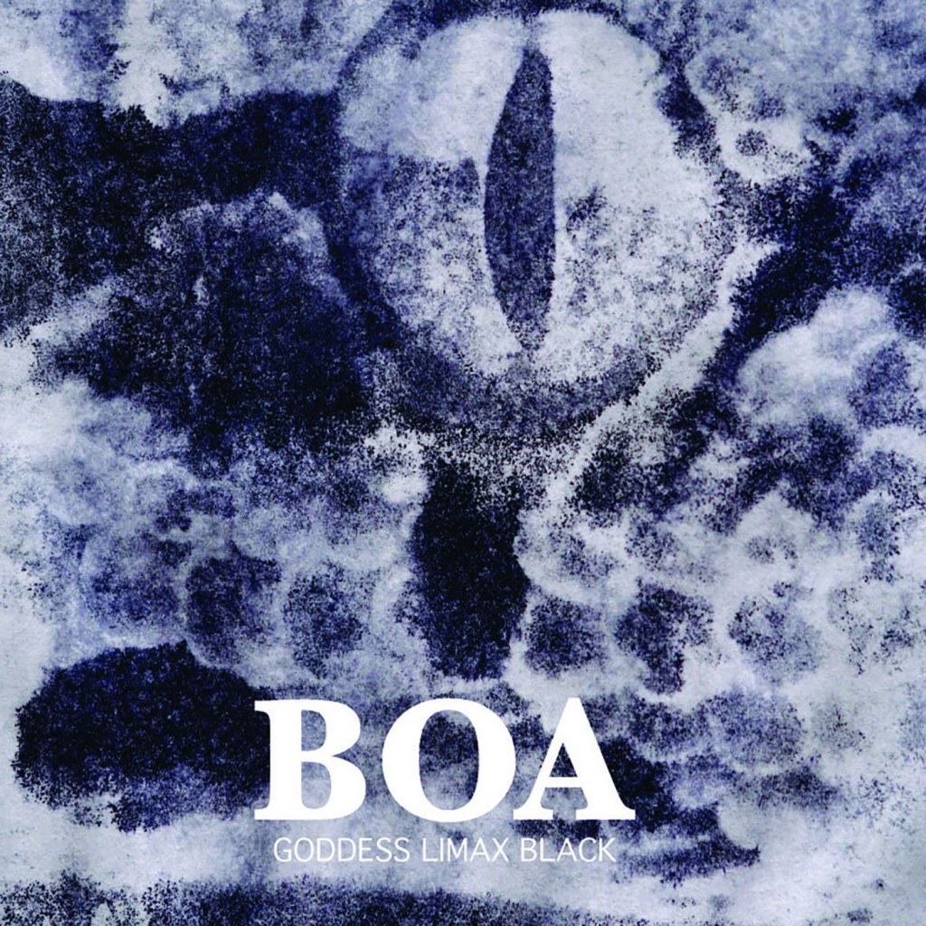 Goddess Limax Black - BOA LP