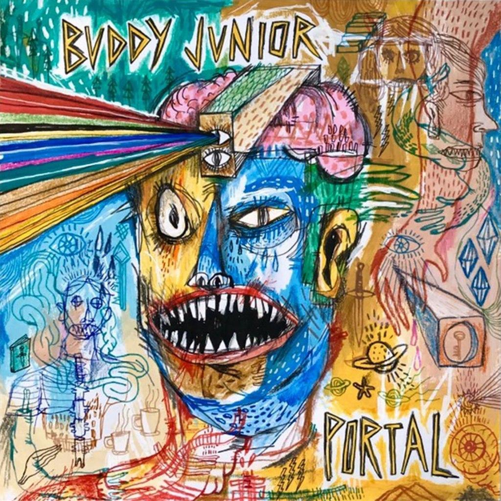 Buddy Junior - Portal CS - Cherub Dream Records