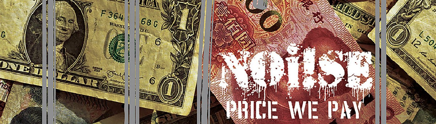 NOI!SE - Price We Pay 7'' - Pirates Press Records