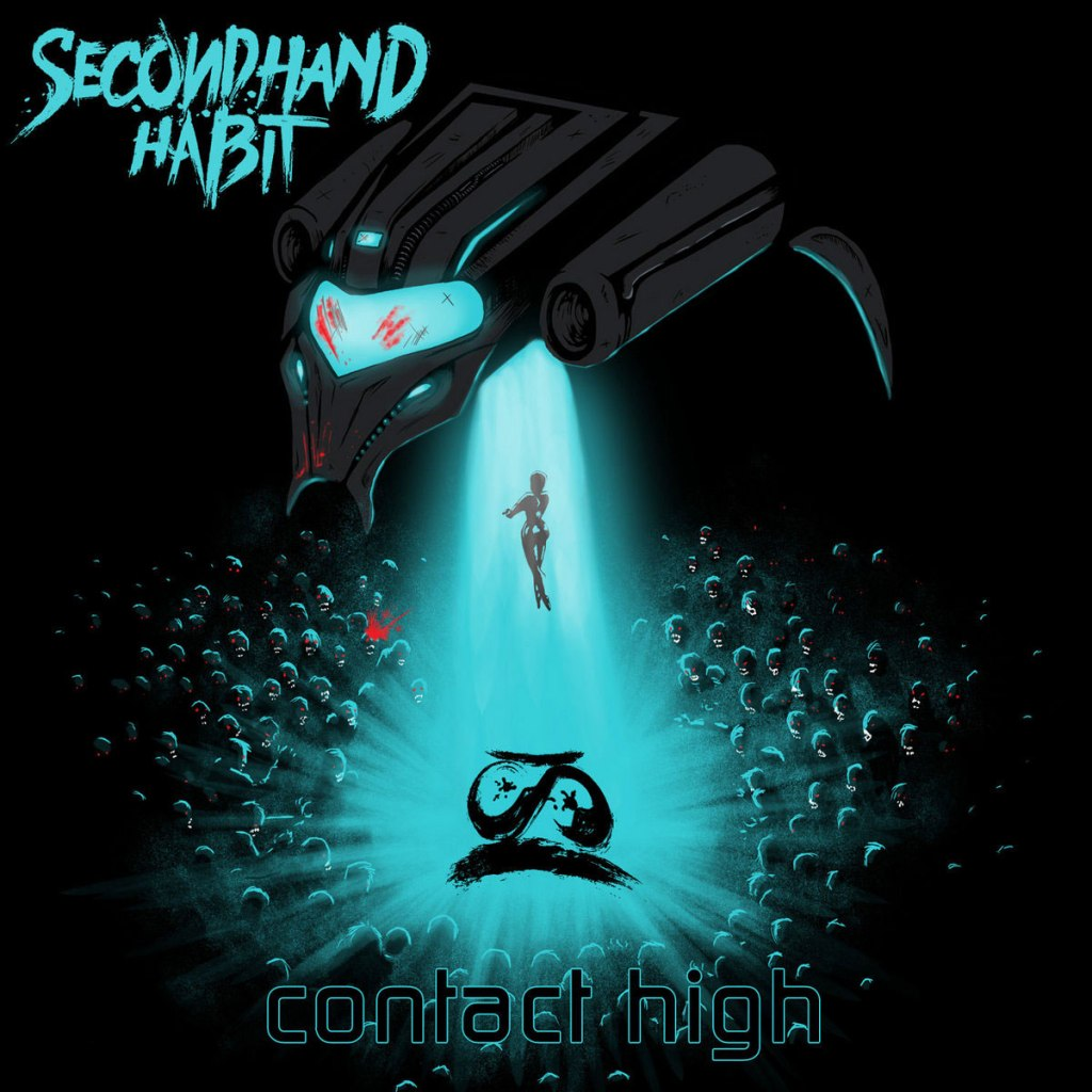 Secondhand Habit – Contact High CD