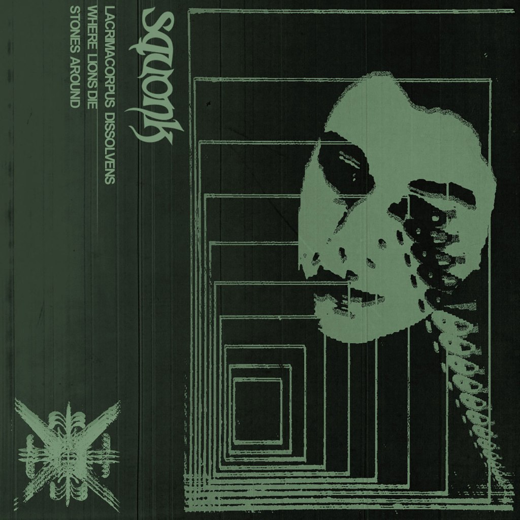 Squonk - S/T CS - Home Mort Records