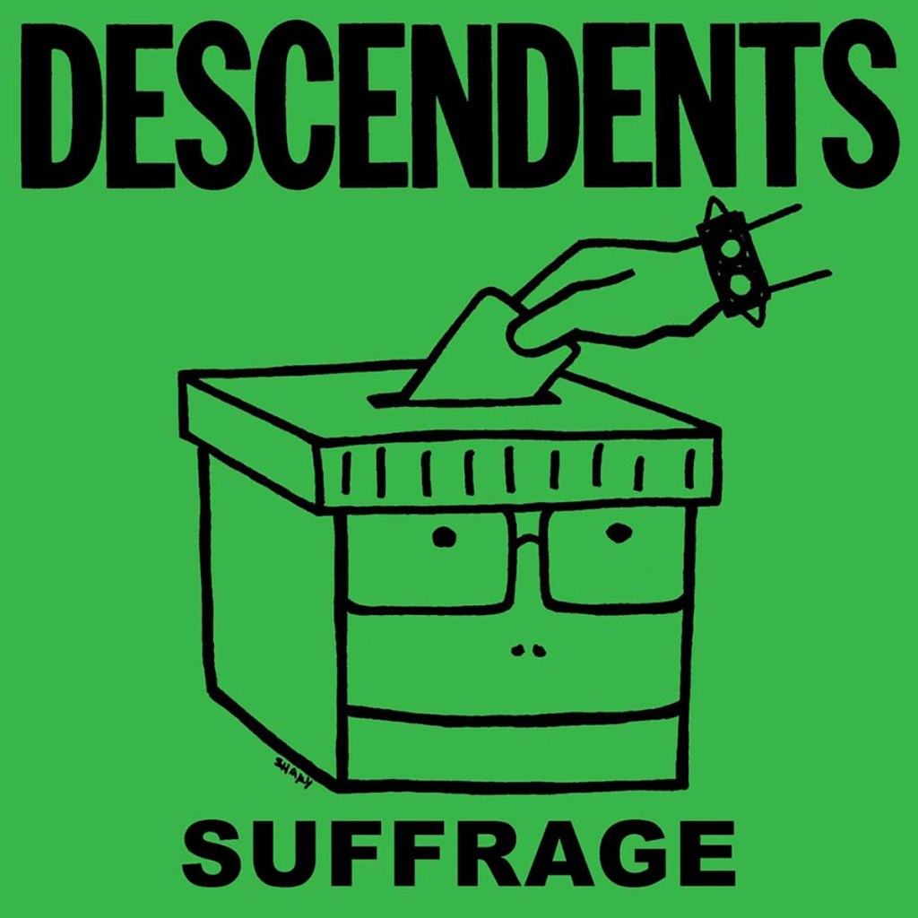 Descendents – Suffrage EP (Epitaph Records)