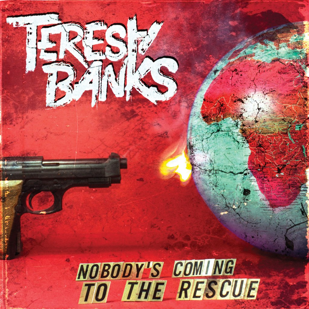 Teresa Banks – Nobody's Coming To The Rescue LP (Various Labels)