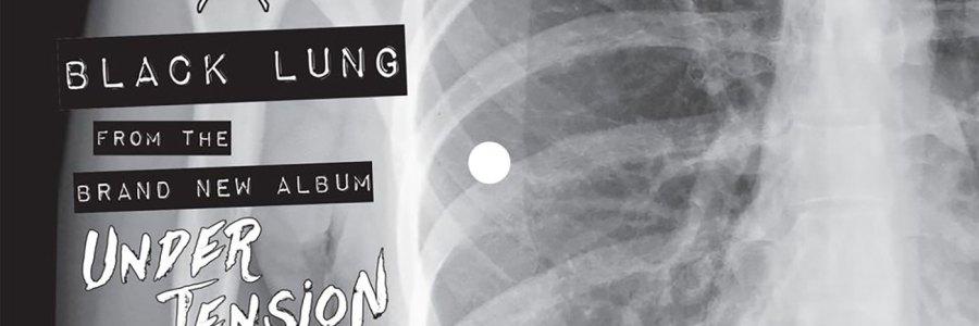 The Drowns - Black Lung Flexi 7'' - Pirates Press Records