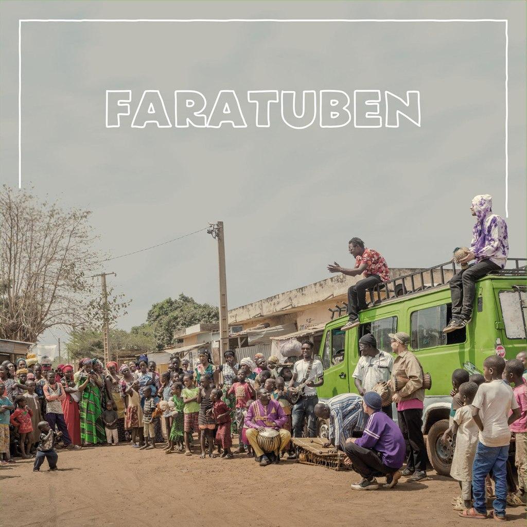 Faratuben - Sira Kura CD - Sounds Of Subterrania