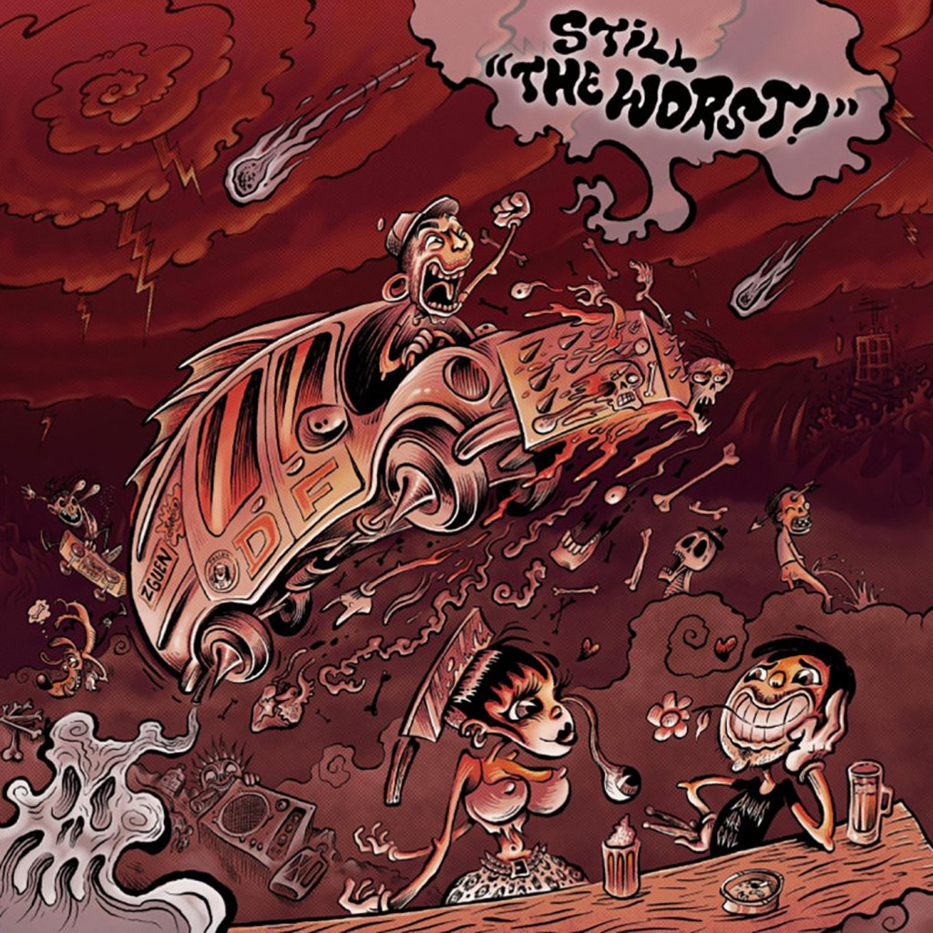 Dirty Fonzy - Still The Worst CD