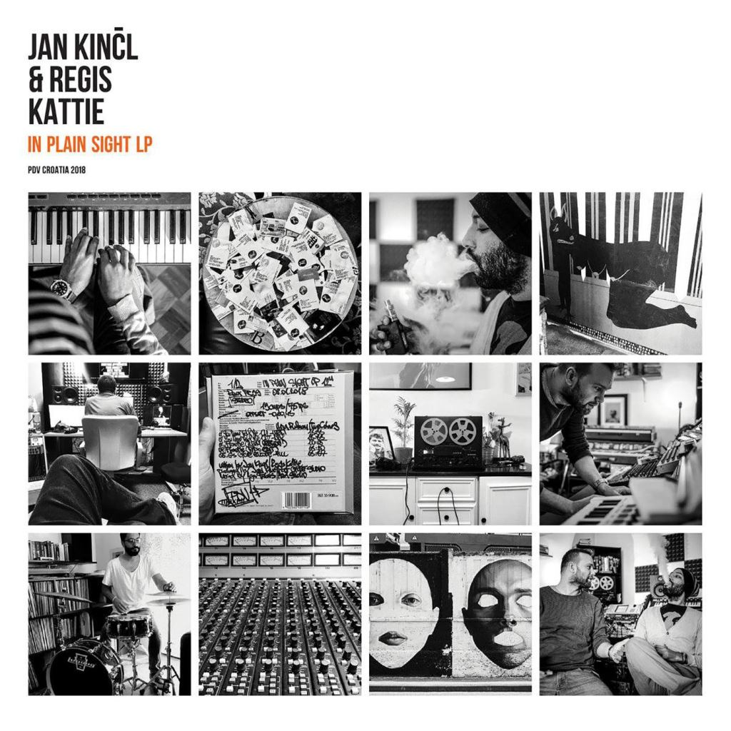 Jan Kinčl & Regis Kattie - In Plain Sight LP - PDV Records