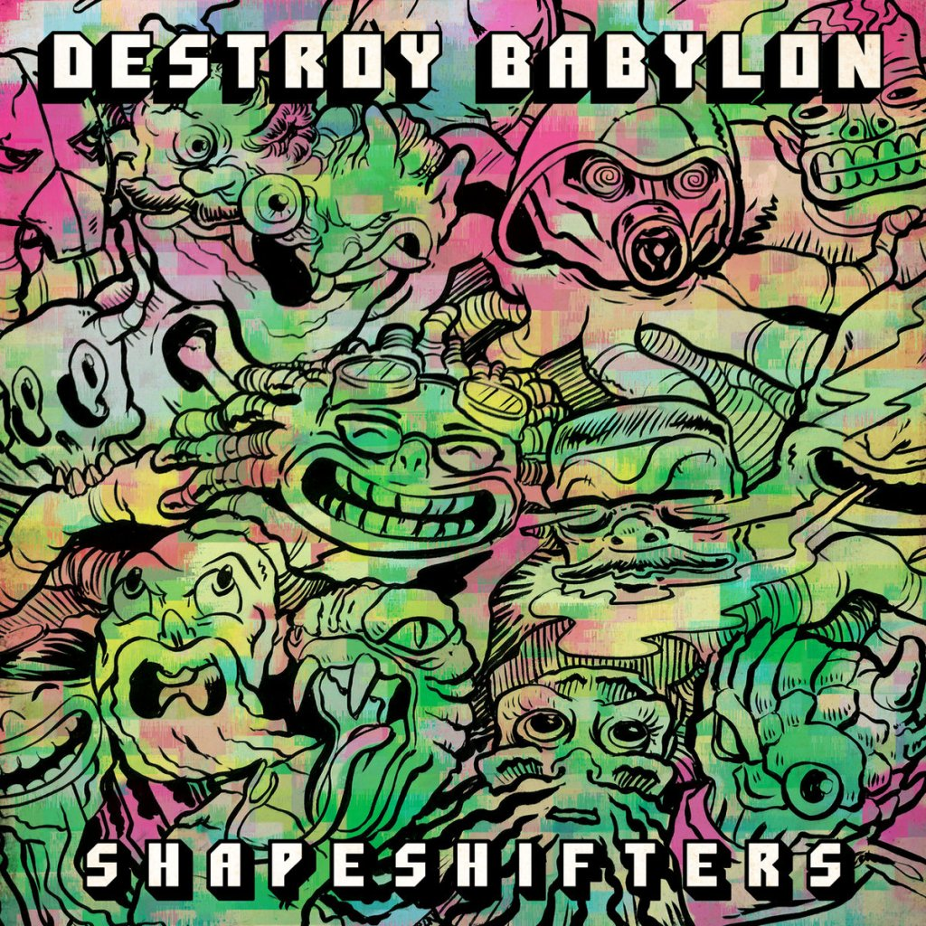 Destroy Babylon - Shapeshifters CD - Music ADD