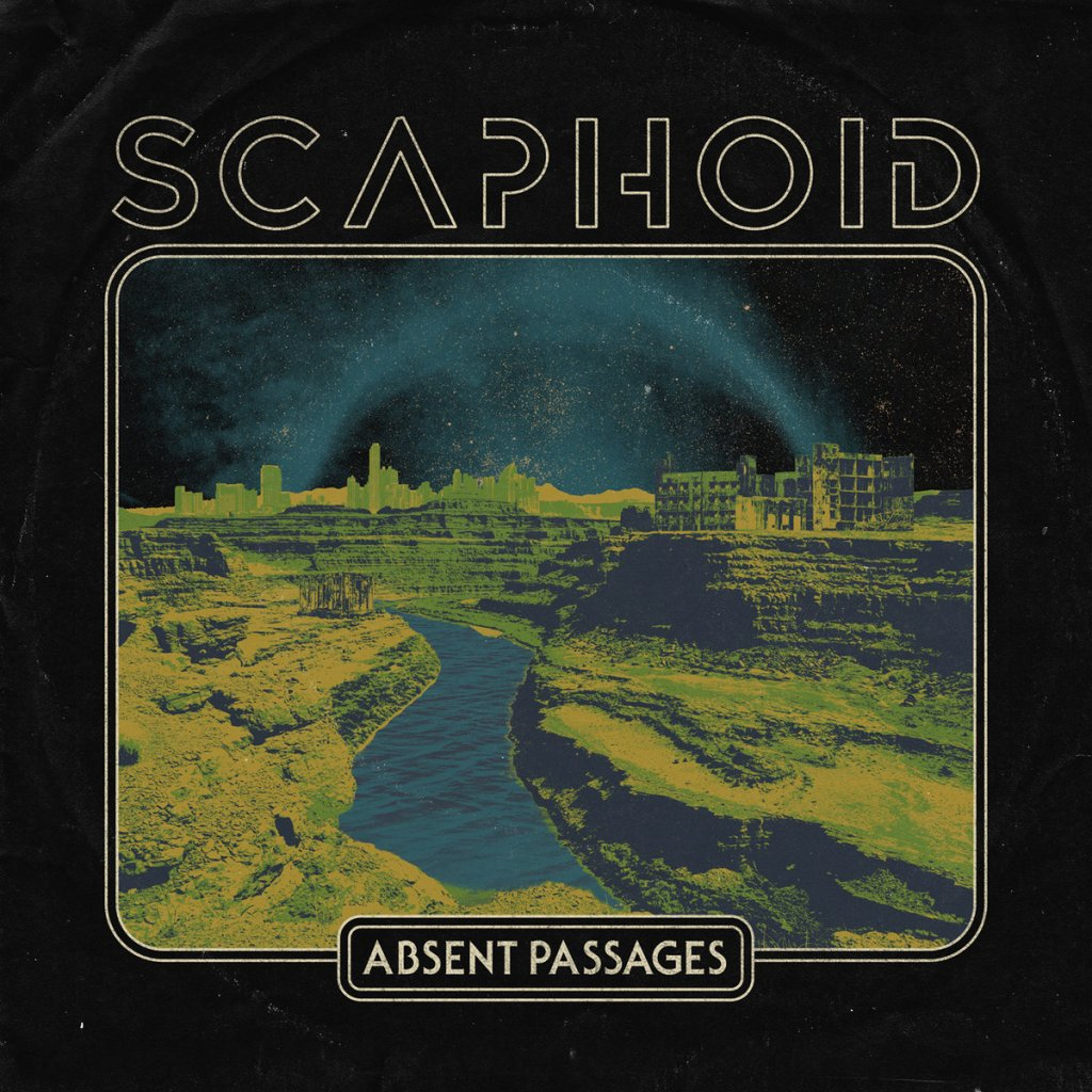 Scaphoid - Absent Passages CD - Shunu Records