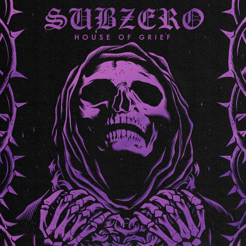 Subzero - House Of Grief 7'' - Upstate Records