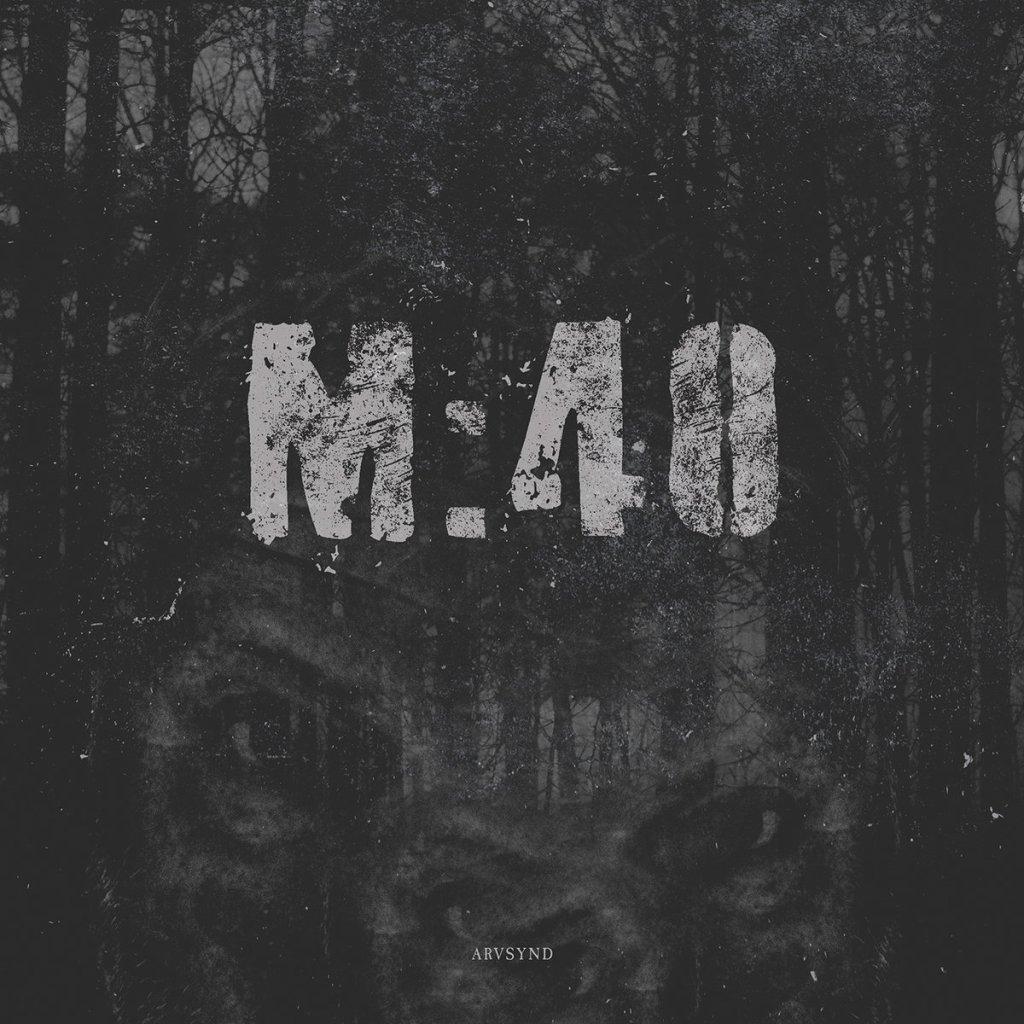 M:40 - Arvsynd CD (Halvfabrikat Records)