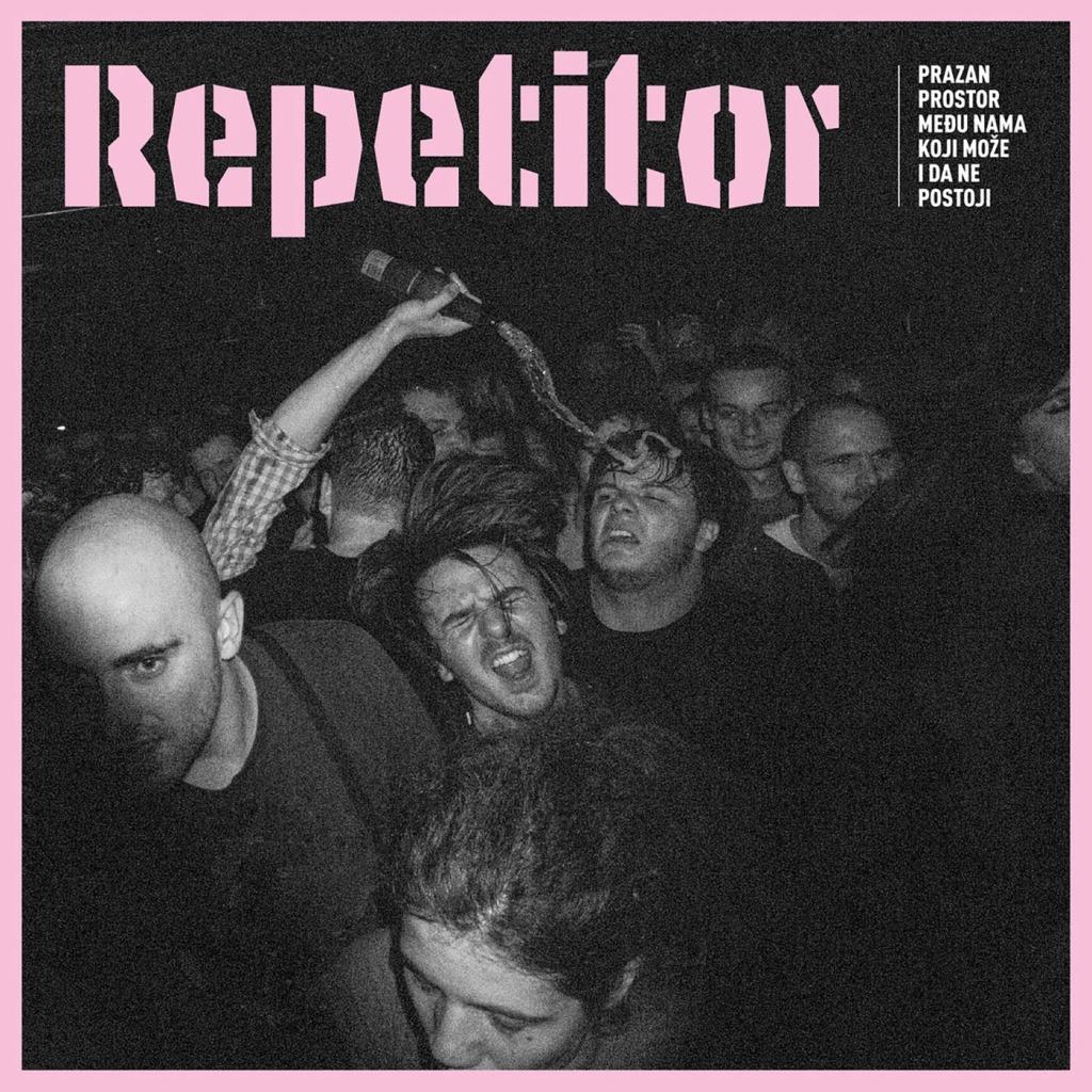 Repetitor - Prazan Prostor Među Nama Koji Može I Da Ne Postoji CD - Moonlee Records