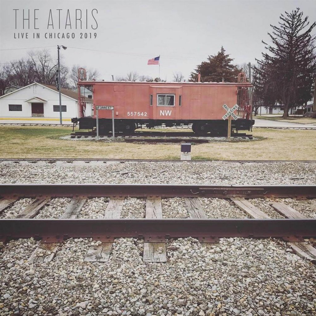 The Ataris - Live In Chicago 2019 CD - Kung Fu Records / Cleopatra Records