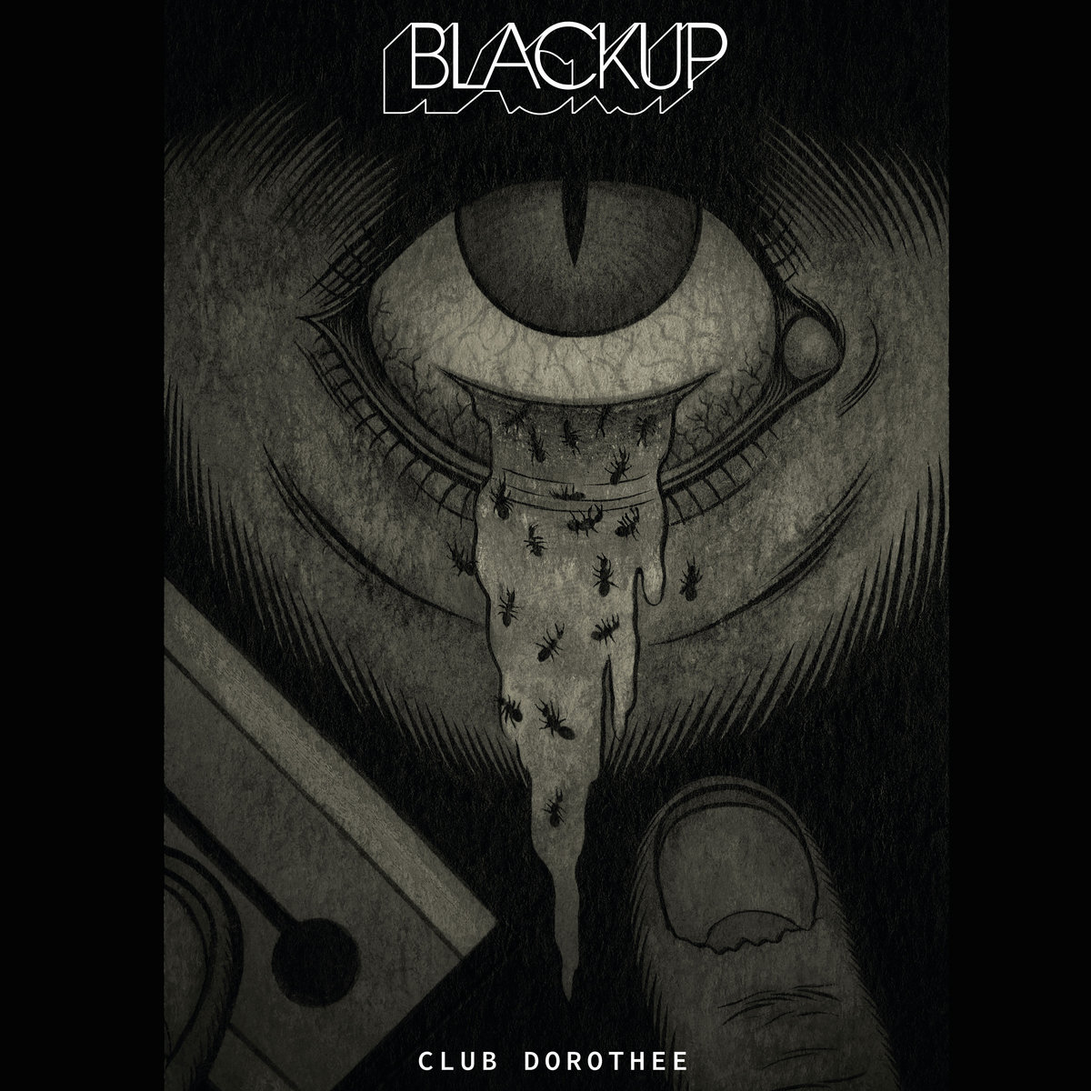 Blackup - Club Dorothee CD - Rookie Records
