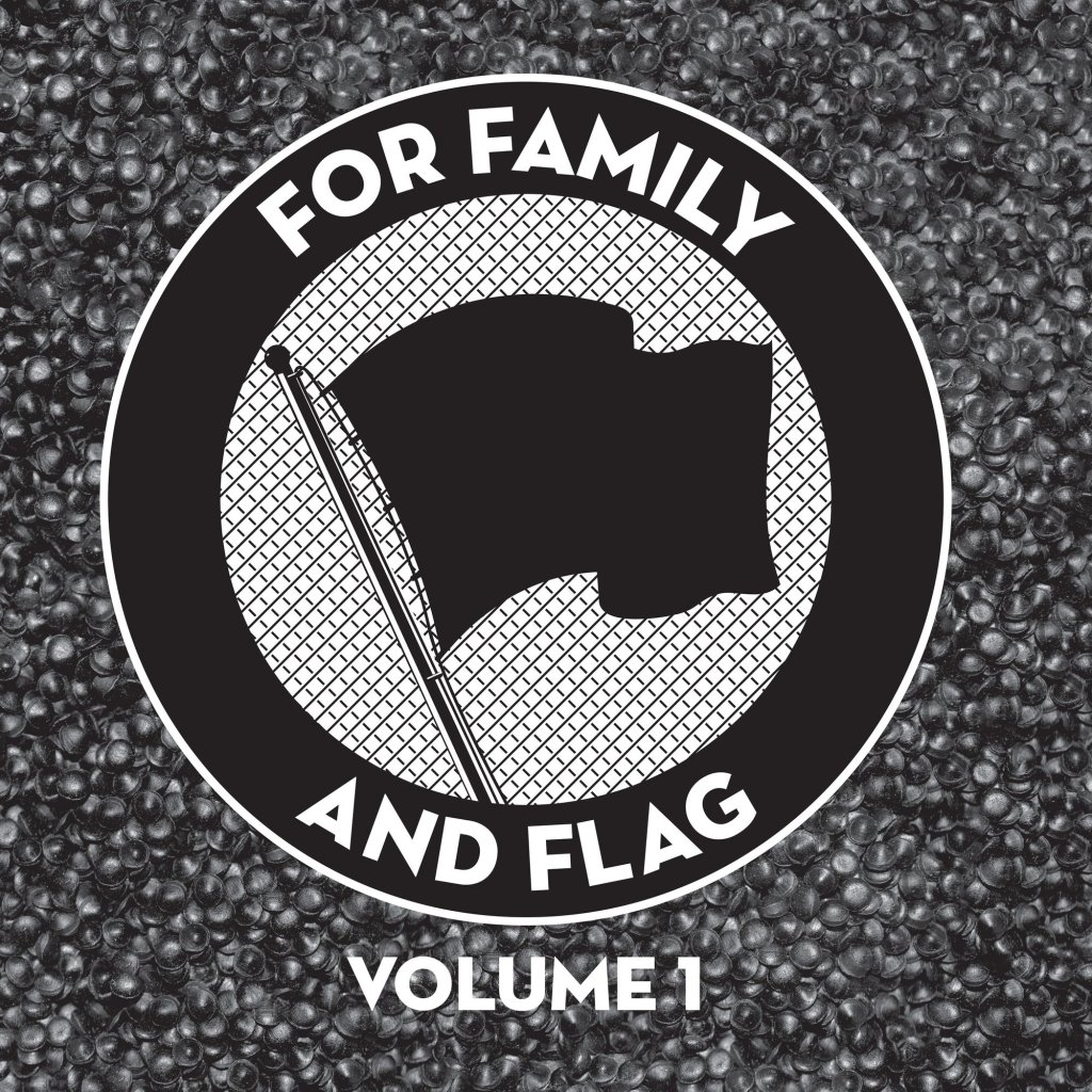 V/A - For Family And Flag Vol. 1. - Pirates Press Records