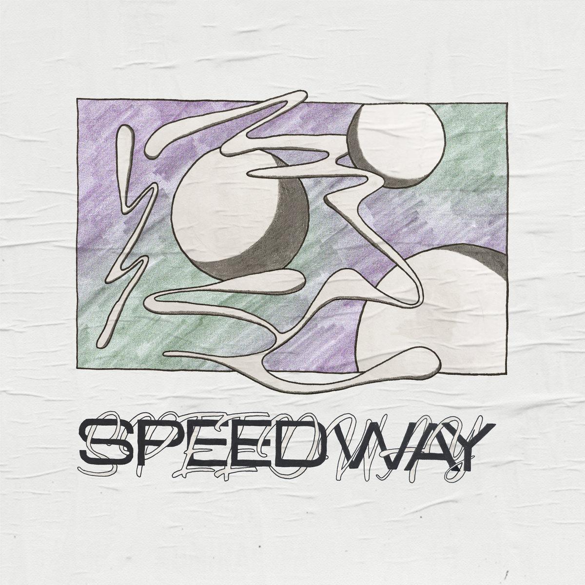 Speedway - S/T 7'' - Triple B Records / Svenks Hardcorekultur