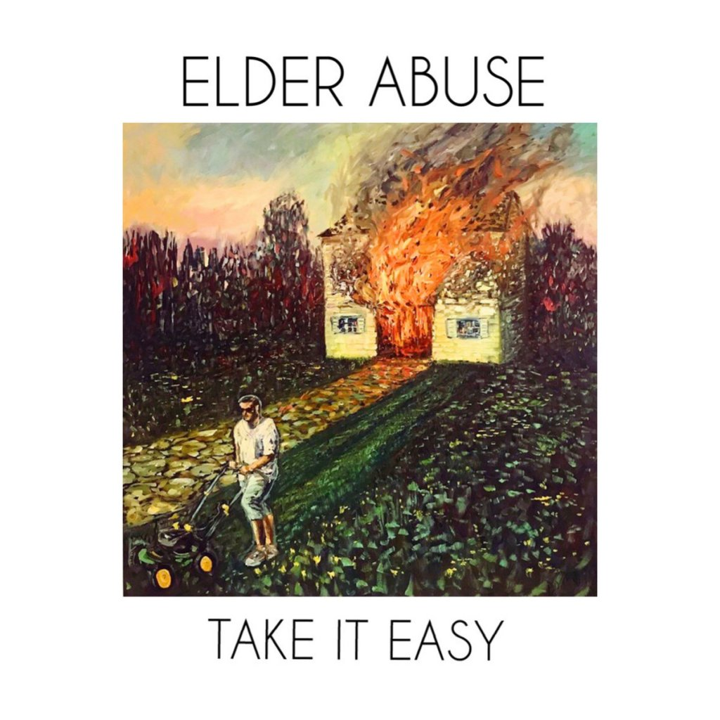 Elder Abuse - Take It Easy EP - Little Rocket Records