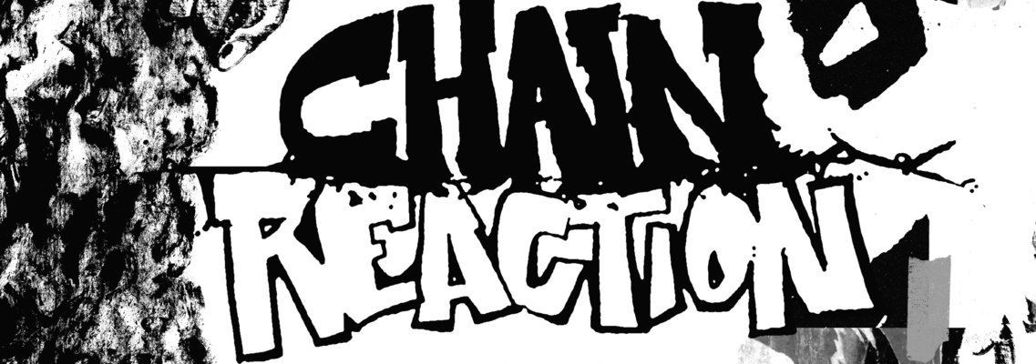 """Chain Reaction - Figurehead 12"""" EP - Atomic Action! / Control Records"""