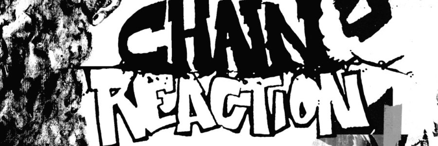 "Chain Reaction - Figurehead 12"" EP - Atomic Action! / Control Records"