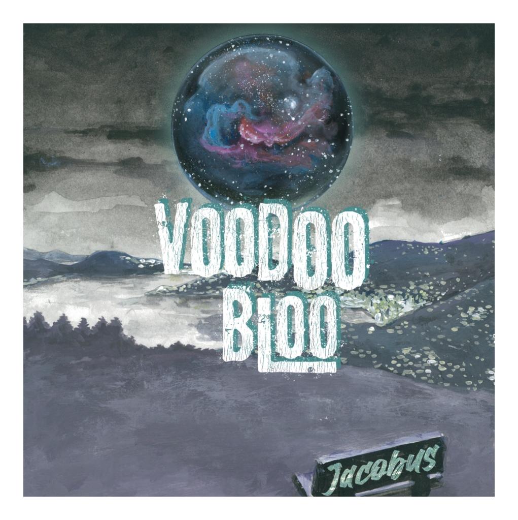 Voodoo Bloo - Jacobus LP