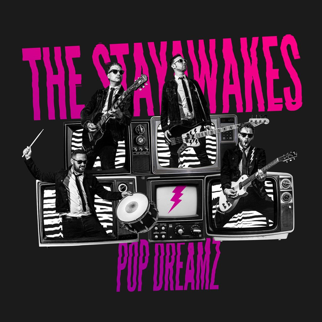 The Stayawakes - Pop Dreamz CD - Engineer Records