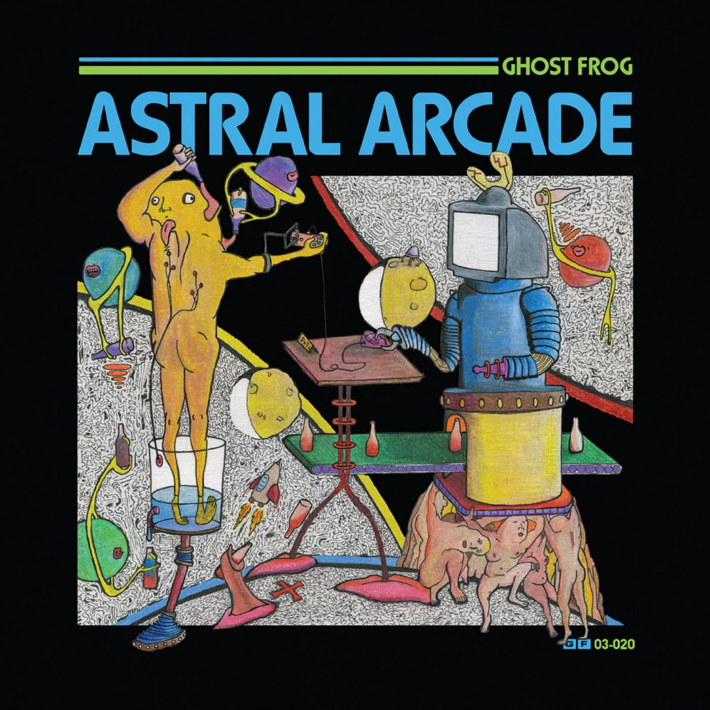 Ghost Frog - Astral Arcade LP
