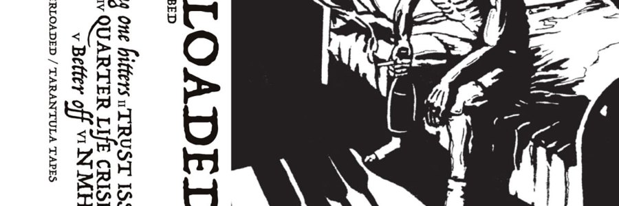 Merloaded - Back From The Bed CS - Tarantula Tapes