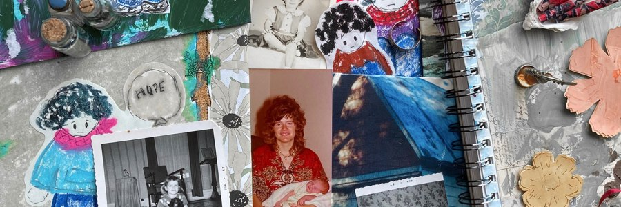 Solarminds - Her Spirit Cracked The Sky LP - Mind Altering Records