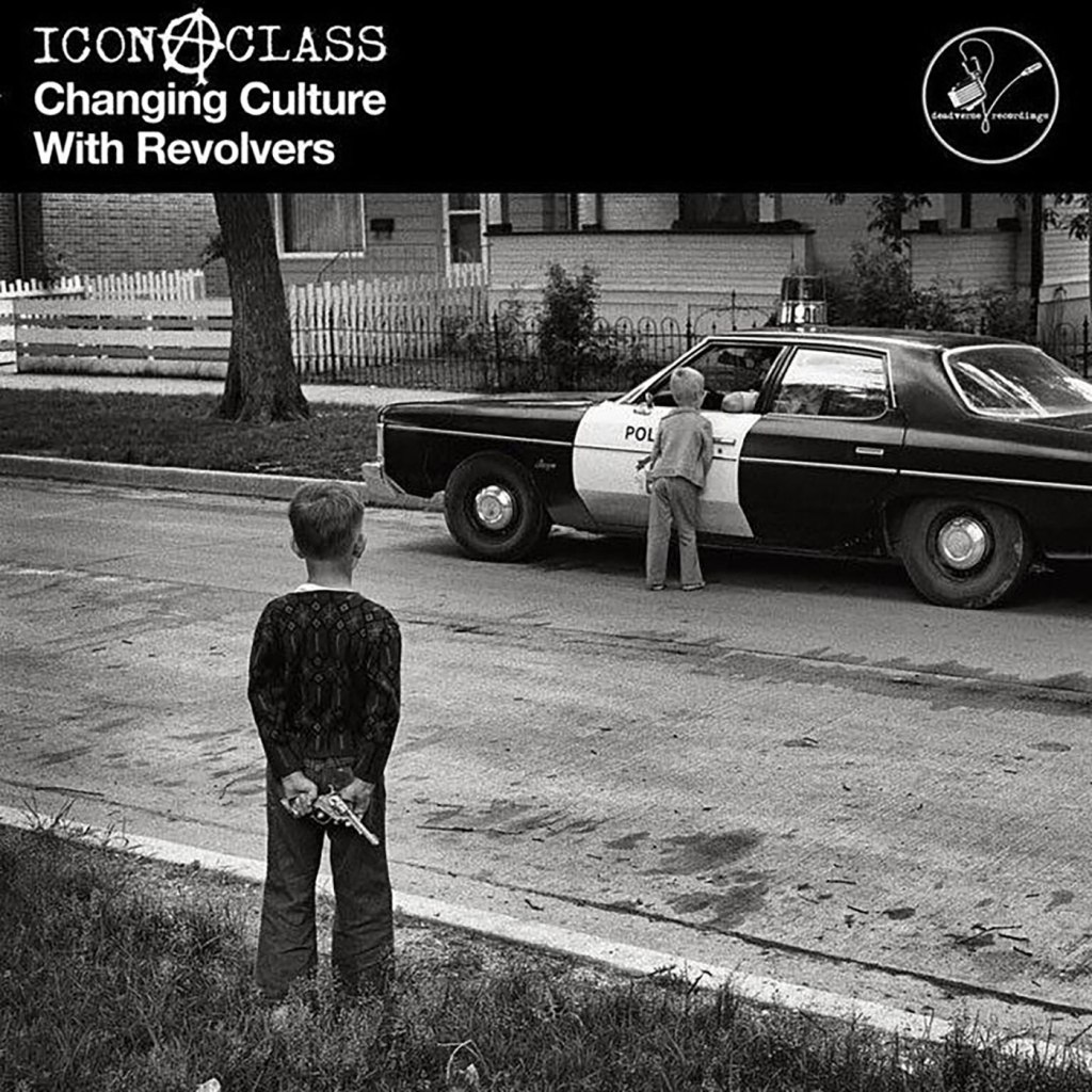 iconAclass - Changing Culture With Revolvers CD - Sabotage Records