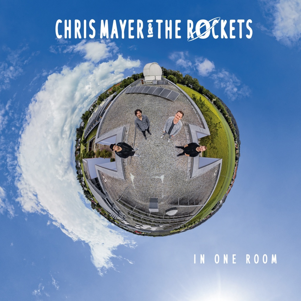 Chris Mayer & The Rockets - In One Room CD - Hicktown Records