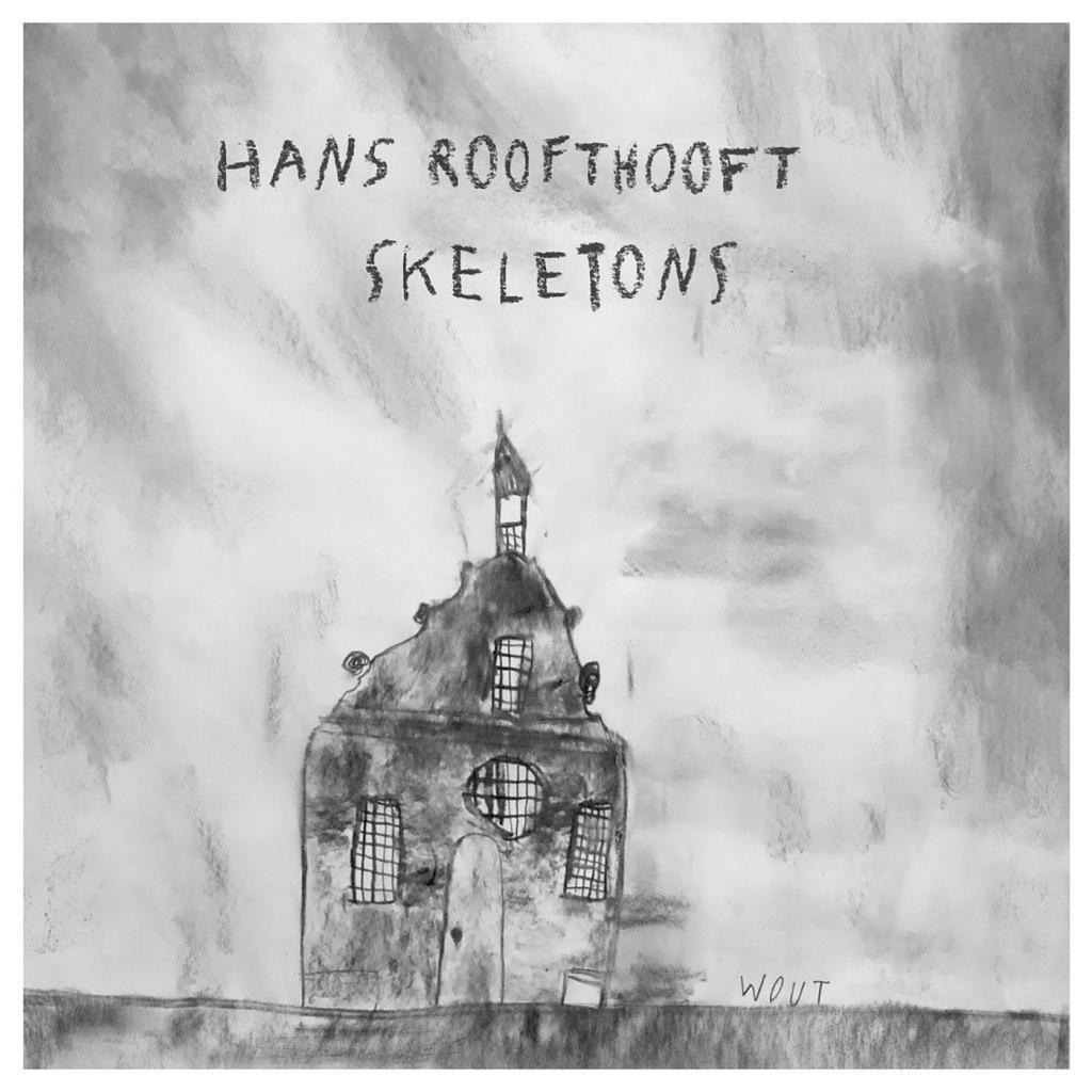 Hans Roofhooft - Skeletons LP - Bearded Punk Records