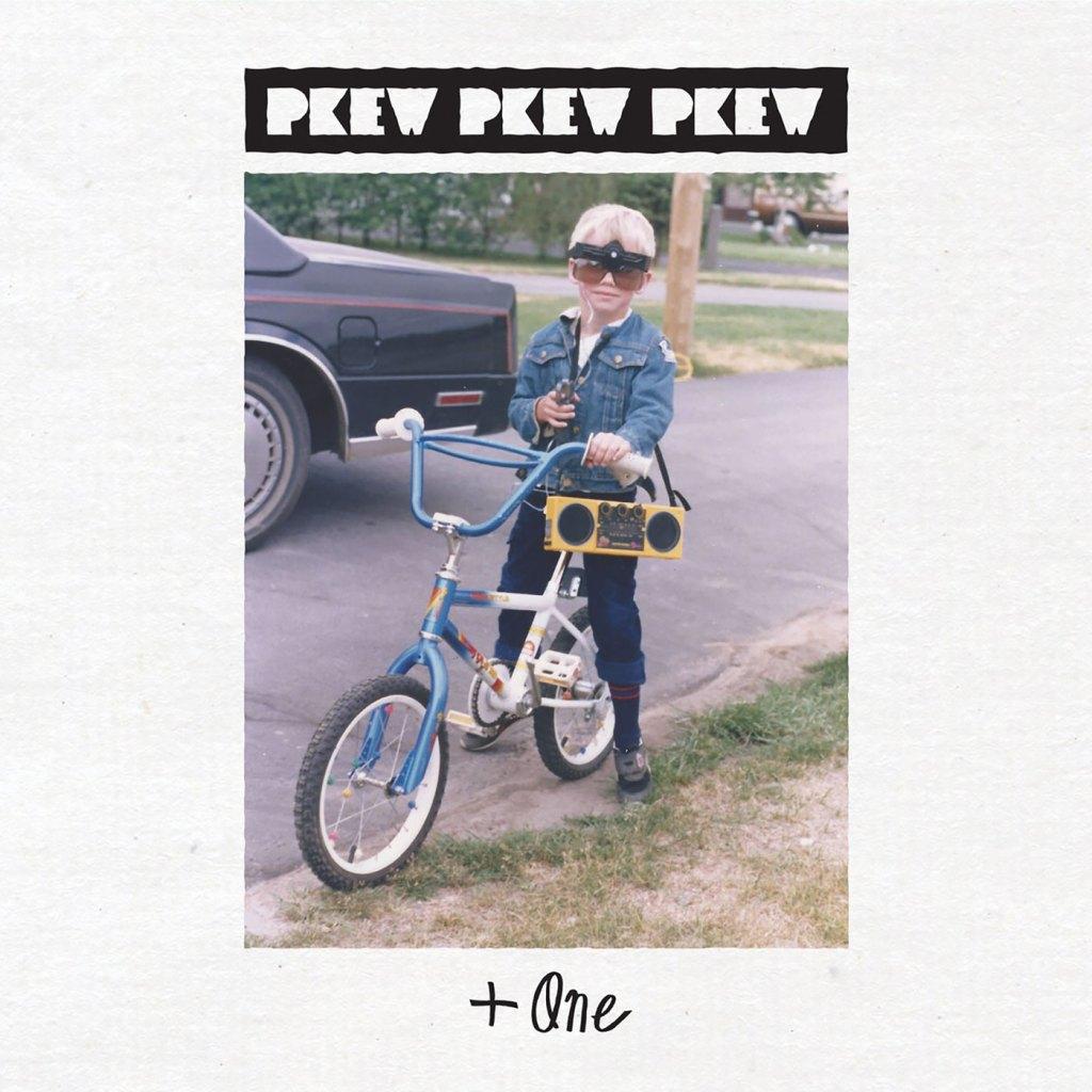 PKEW PKEW PKEW - + One LP - Bearded Punk Records