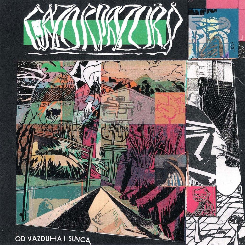 Gazorpazorp - Od Vazduha I Sunca CD EP - Moonlee Records