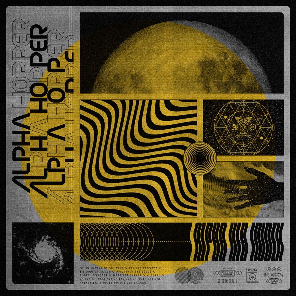 Alpha Hopper - Alpha Hex Index LP - Hex Records